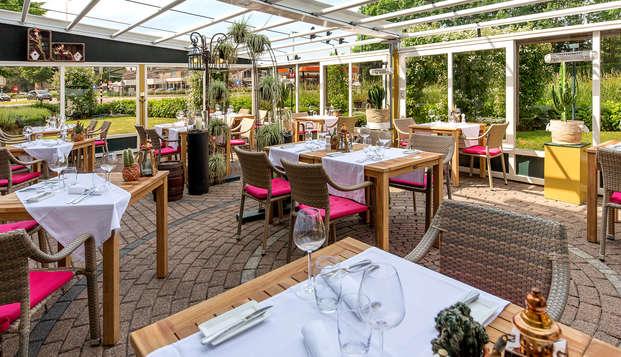 Luxe overnachten en culinair genieten in het mooie Brabant (vanaf 2 nachten)