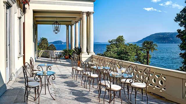 Offerta: soggiorno relax sul Lago Maggiore in bellissima struttura!