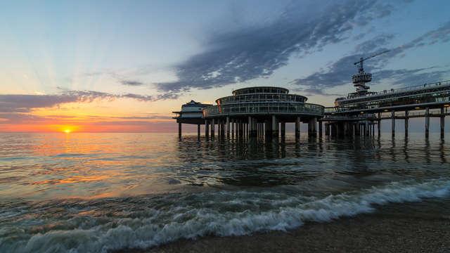 Escapade au bord de la mer de Scheveningen gratuite pour les enfant (à partir de 2 nuits)