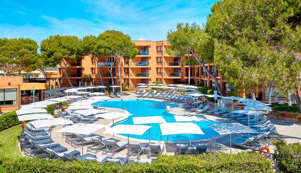 Escapada con cena y spa en Hotel 5* en Cala Rajada, Mallorca