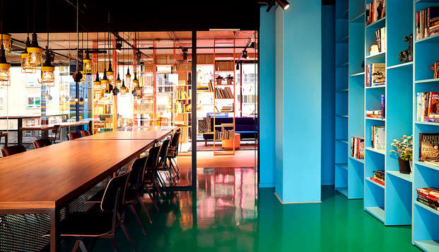 The Student Hotel Eindhoven - Lounge