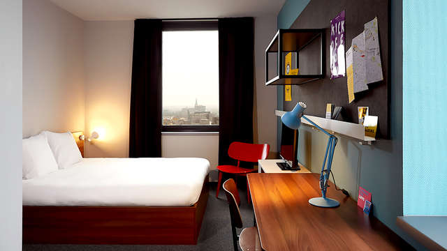 The Student Hotel Eindhoven - Room