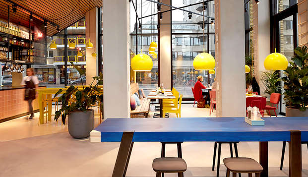 The Student Hotel Eindhoven - Restaurant
