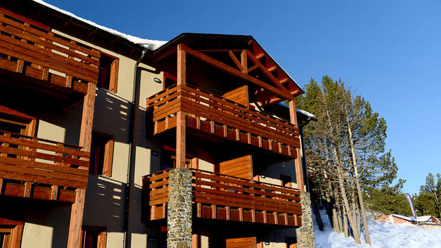 Vacanceole Residence Les Chalets de l Isard