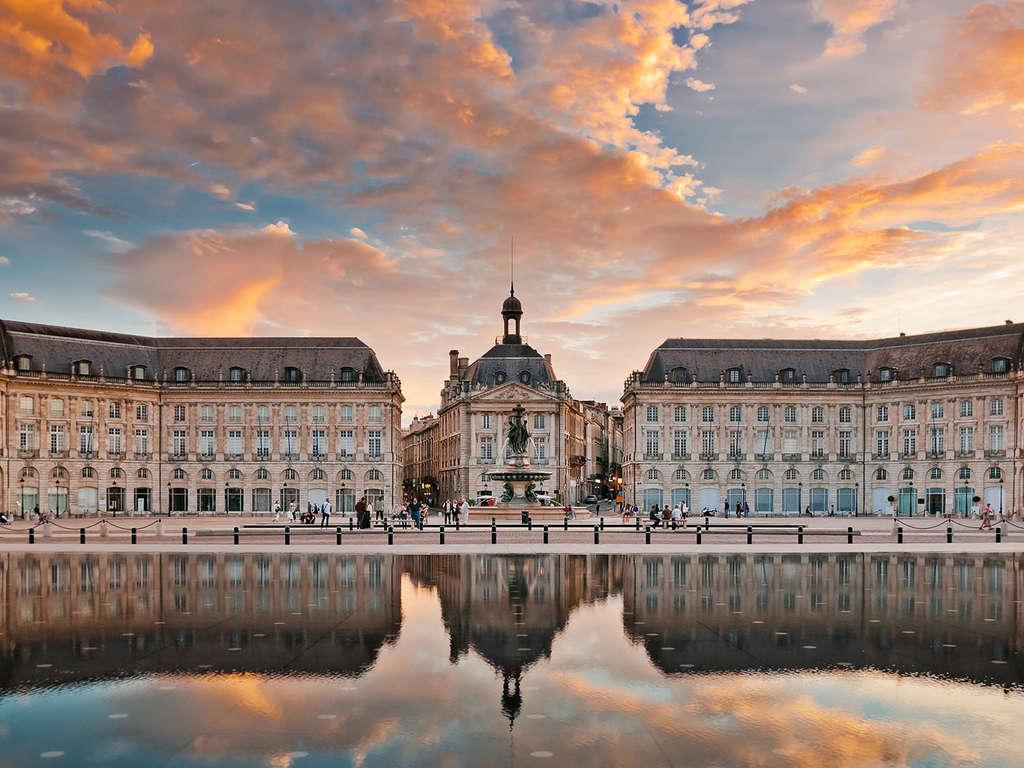 Séjour France - Week-end à Bordeaux  - 3*