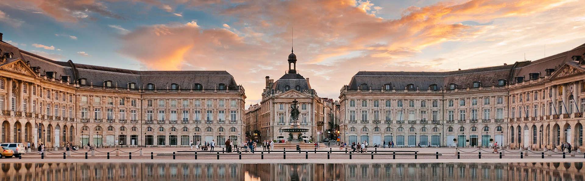 Week-end à Bordeaux