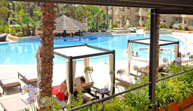 Escápate en un 5* con cena y spa a la Playa de Sa Coma, Mallorca