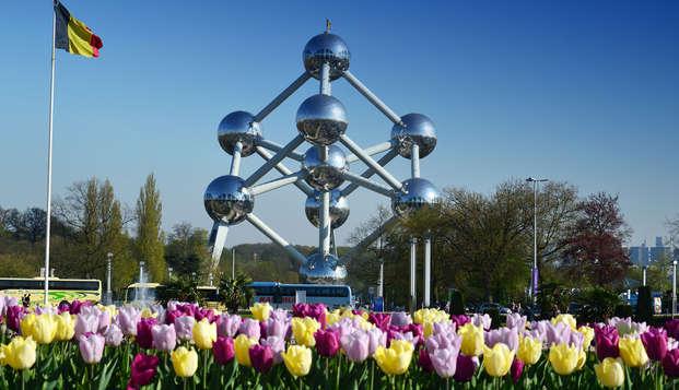 Op ontdekking in de Europese hoofstad!