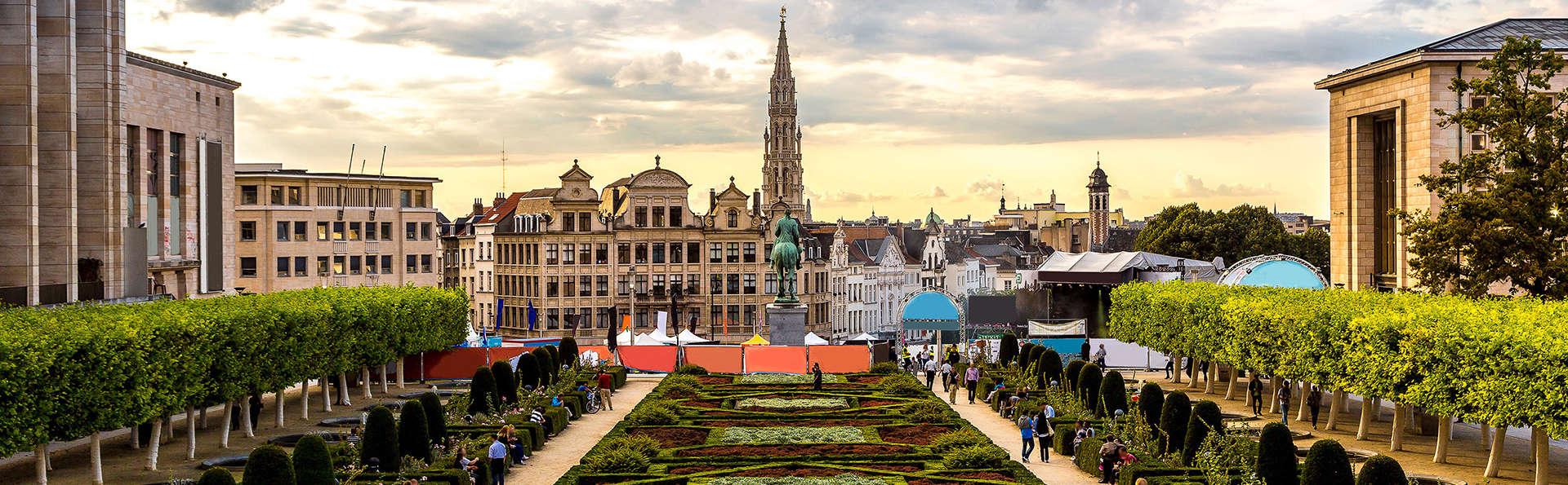 Visitez la belle ville de Bruxelles (à partir de 2 nuits)