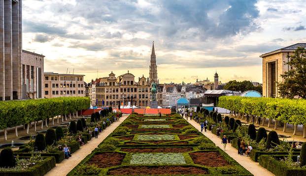 Bezoek het prachtige Brussel (vanaf 2 nachten)