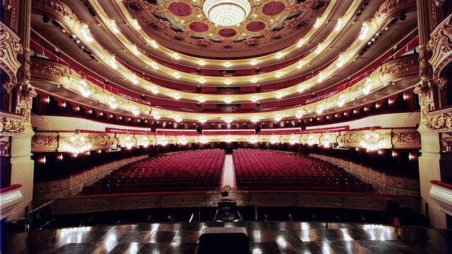 Escapada a Barcelona con entradas al Gran Teatro Liceo de Barcelona