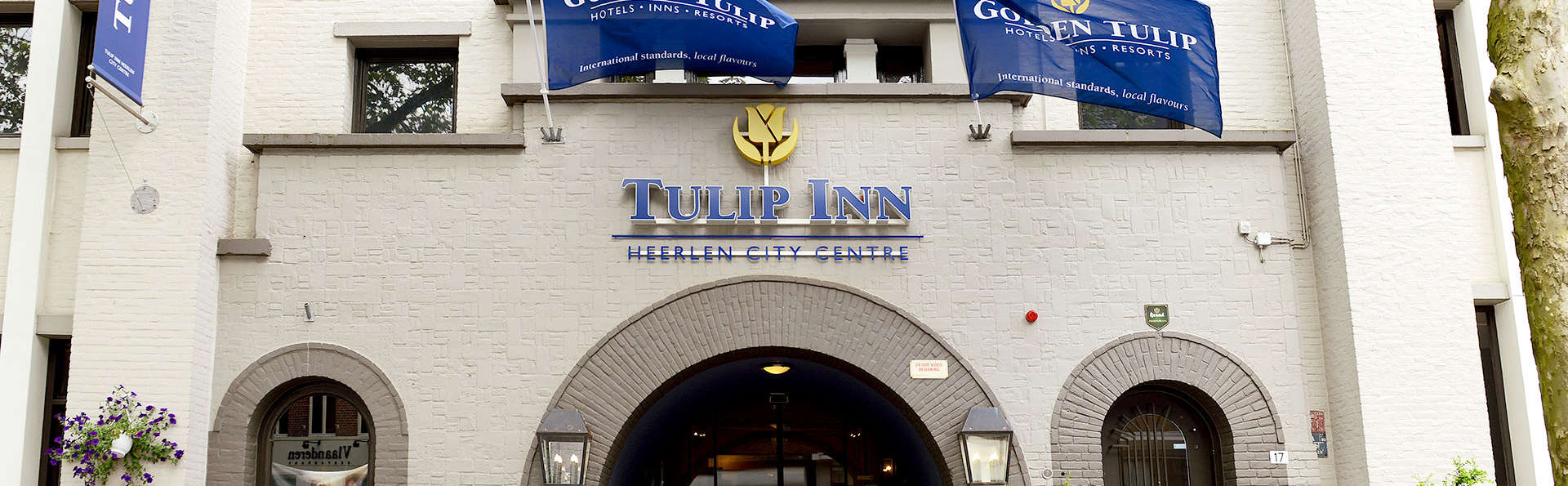 Tulip Inn Heerlen City Centre - EDIT_NEW_FRONT2.jpg