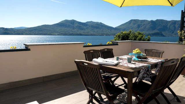Soggiorno rigenerante a pochi passi dal Lago Maggiore!