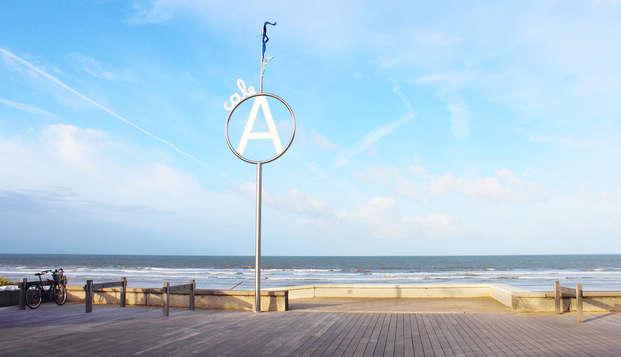 Week-end proche de la mer à Saint Jean de Monts