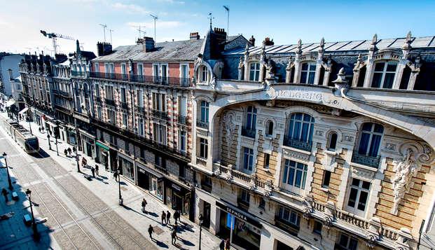 Elegancia en pleno centro de Orléans