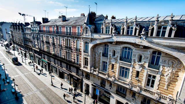 Adresse élégante en plein centre d'Orléans
