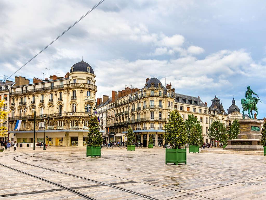 Séjour Centre - Séjour en famille idéal au coeur d'Orléans  - 4*