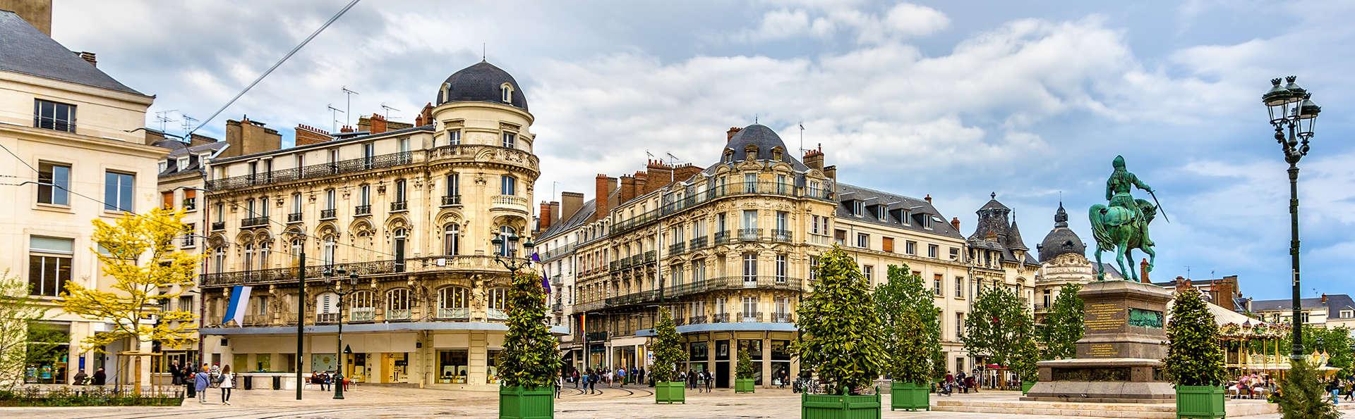 Échappée belle au cœur d'Orléans