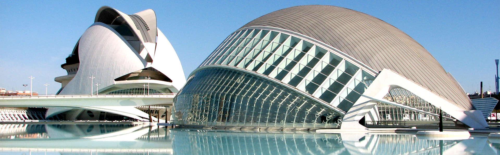 Découvrez Valence en famille et profitez des entrées pour l'Oceanografíc inclus