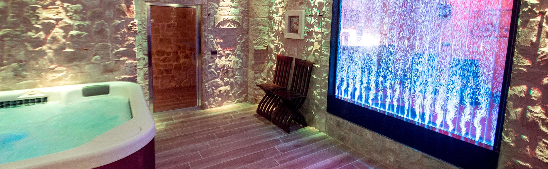 Relax con cena e spa in hotel di 4* in Umbria