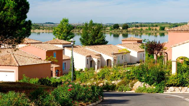 Relax et douceur entre Carcassonne et Narbonne