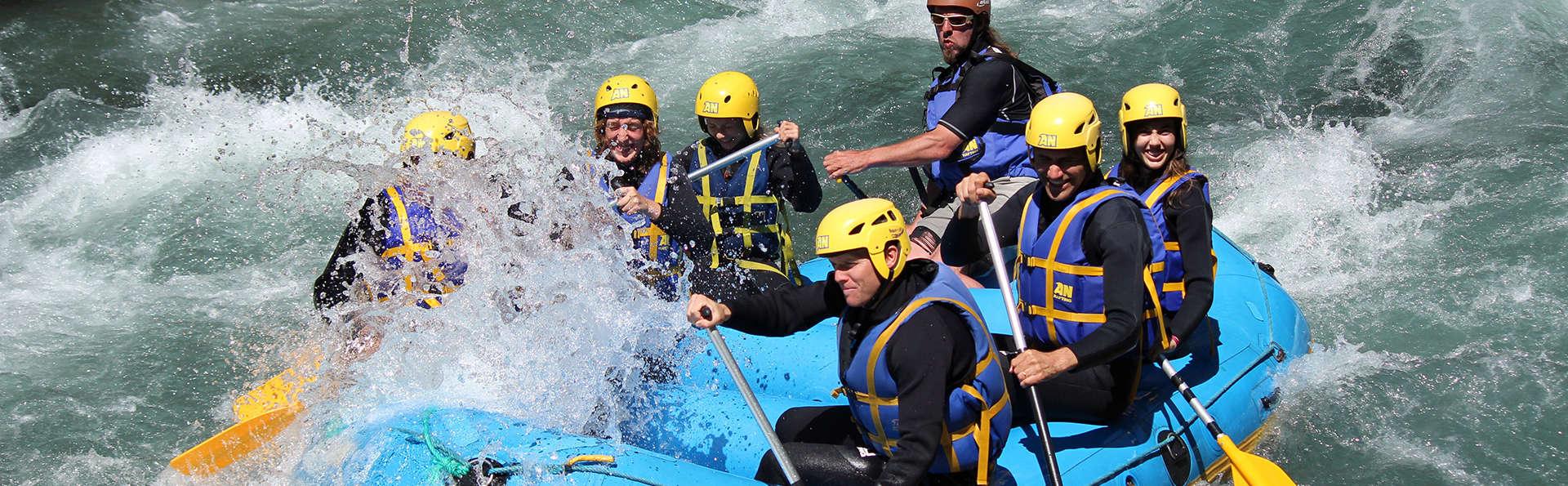 Offre dernière minute : Rafting et accès spa au coeur des montagnes (à partir de 2 nuits)