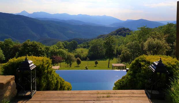 Encanto rural en el Valle de Vianya
