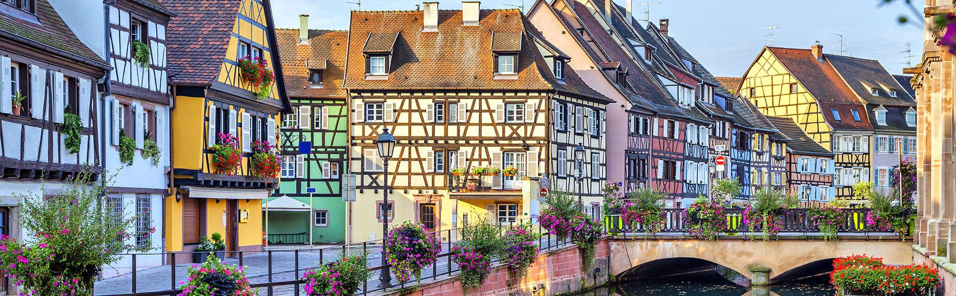 Escapade romantique avec lovebox à Colmar