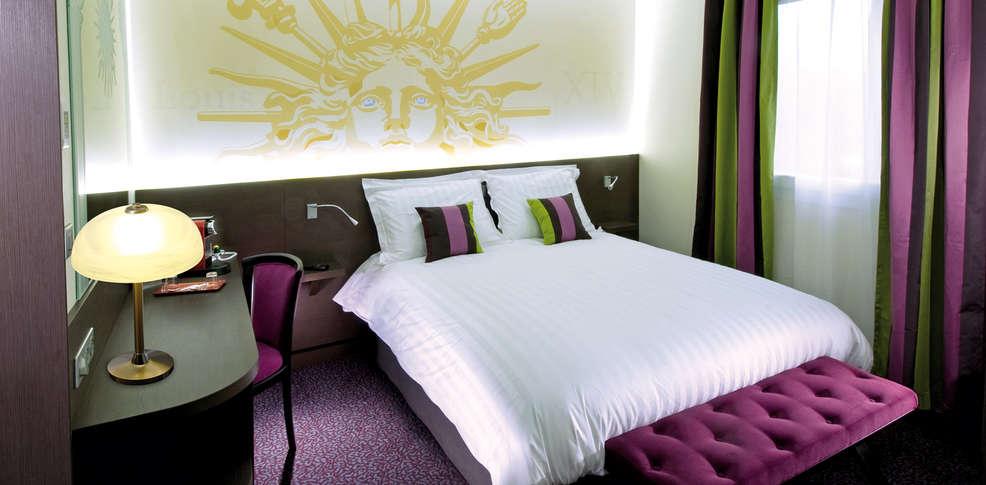 h tel roi soleil prestige colmar 3 colmar france. Black Bedroom Furniture Sets. Home Design Ideas