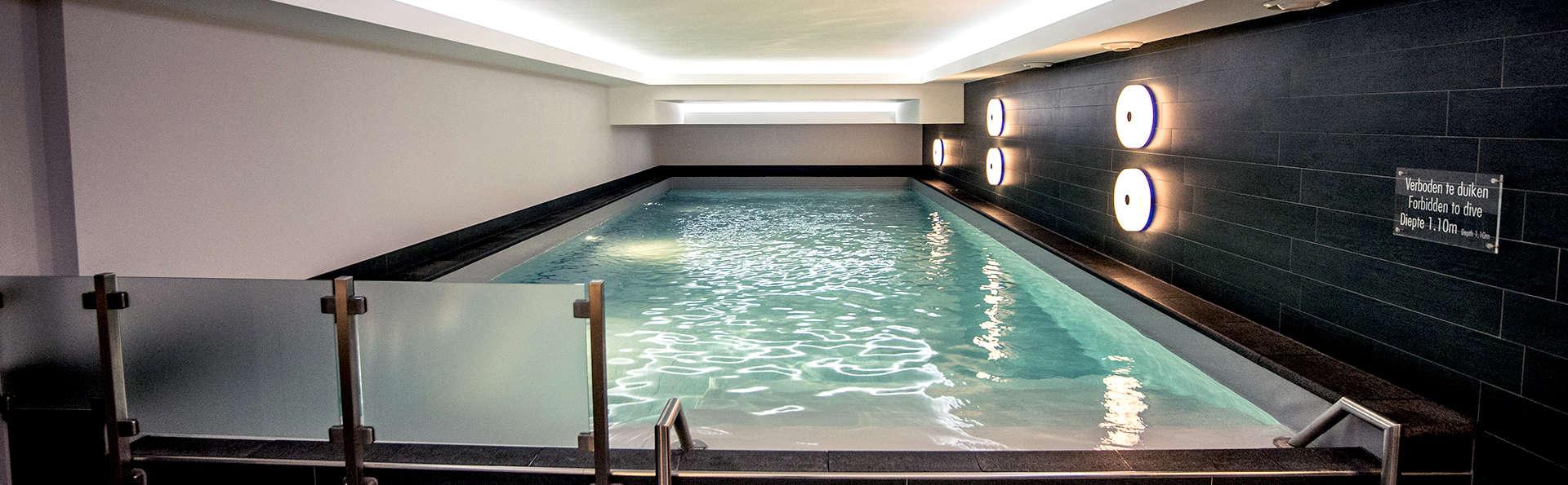 Détente au spa et chambre Deluxe au centre de Eindhoven