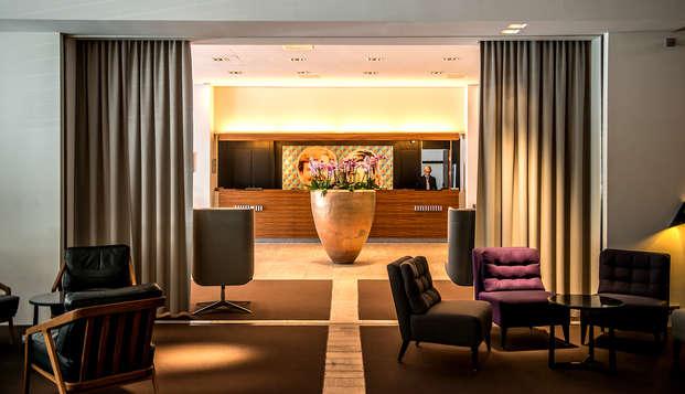 Luxe, design et bien-être au cœur d'Eindhoven