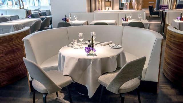 Dineren en ontspannen in hartje Eindhoven