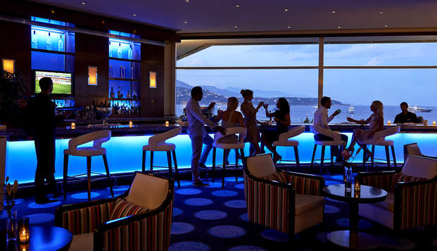Fairmont Monte Carlo - NEW BAR