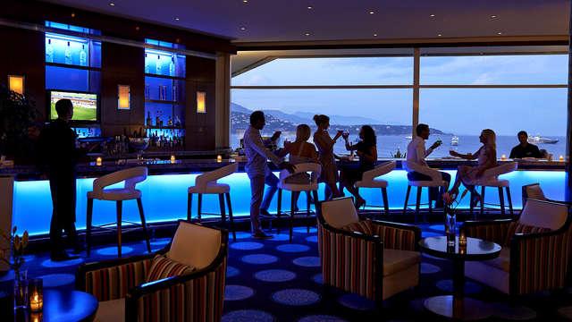 Fairmont Monte Carlo - NEW BAR