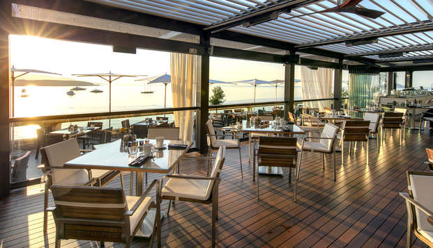 Fairmont Monte Carlo - NEW TERRACE