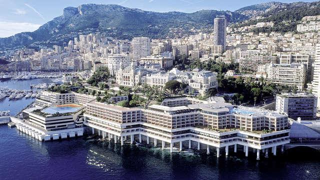 Fairmont Monte Carlo - NEW FRONT