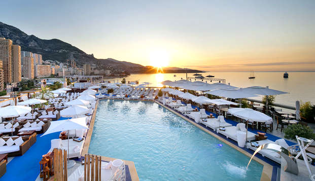 Fairmont Monte Carlo - NEW POOL