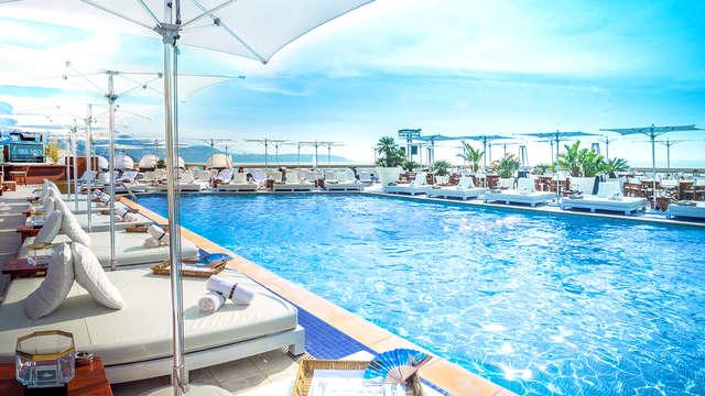Fairmont Monte Carlo - NEW POOL