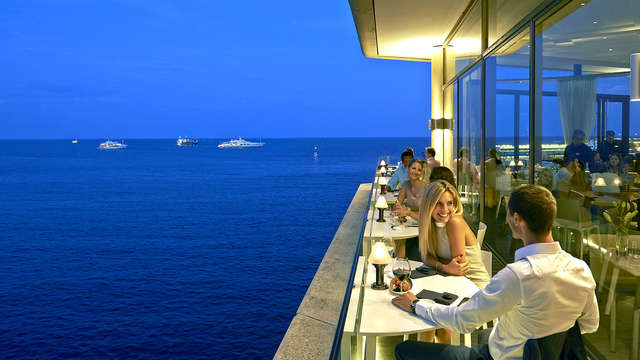 Fairmont Monte Carlo - NEW RESTAURANT