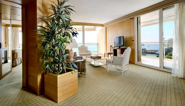 Fairmont Monte Carlo - NEW SUITE