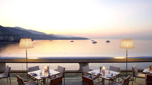Fairmont Monte Carlo - NEW TERRACE