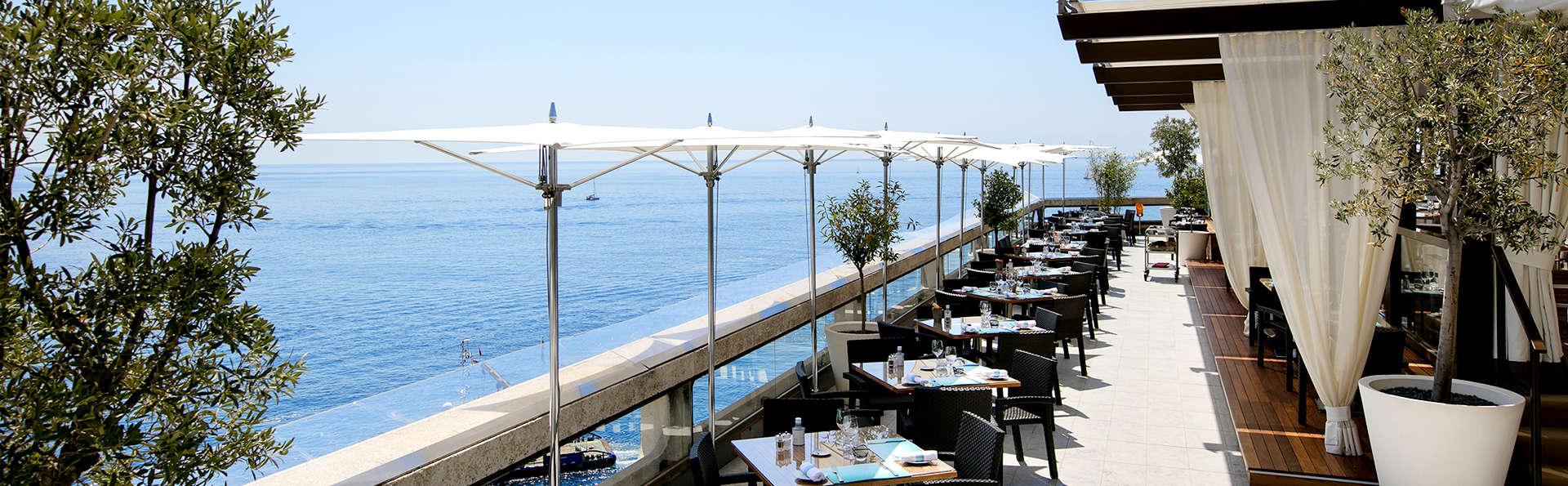 Week-end de luxe avec dîner gastronomique à Monaco