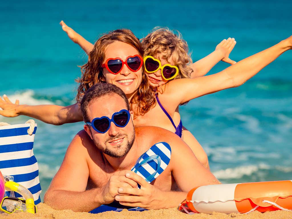 Séjour Espagne - Vacances en famille et demi-pension sur la Costa Brava  - 4*