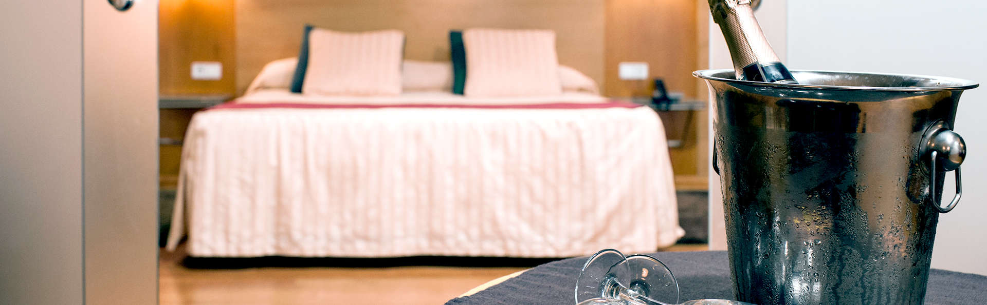 Escapade romantique en Junior Suite à Alcoy