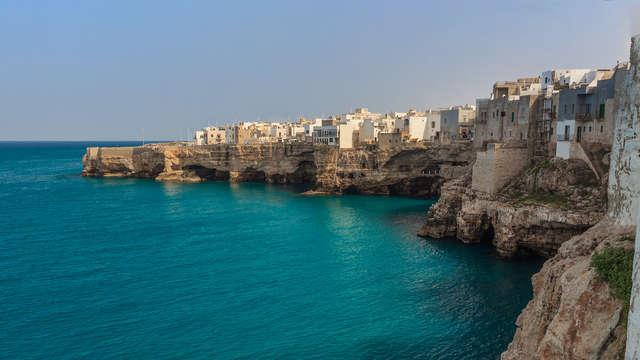 Vacances dans les Pouilles : 4 nuits entre Bari et Taranto, dans un moderne hôtel 4 étoiles