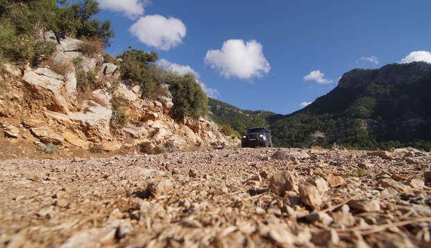 Escapada con Cena, Visita a la ganadería y Ruta en 4x4 por los Picos de Europa (desde 2 noches)