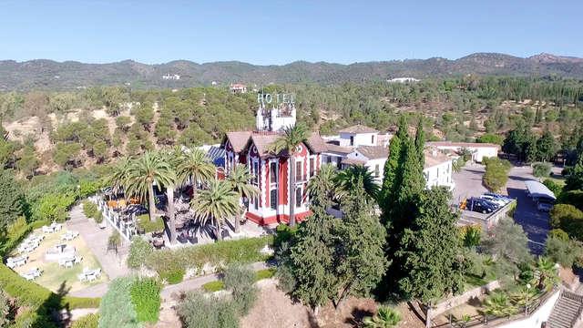 Relax y Naturaleza en este Hotel 4* de Córdoba