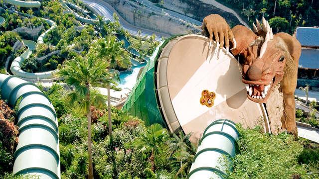 Escápate en familia en Canarias con desayunos y entradas al Siam Park incluidas