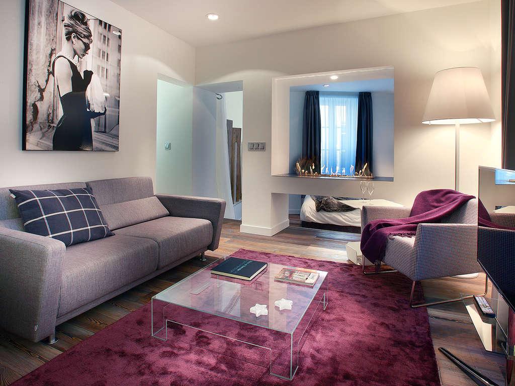 Idylle, détente et luxe en plein coeur de Chambéry 5* - 1