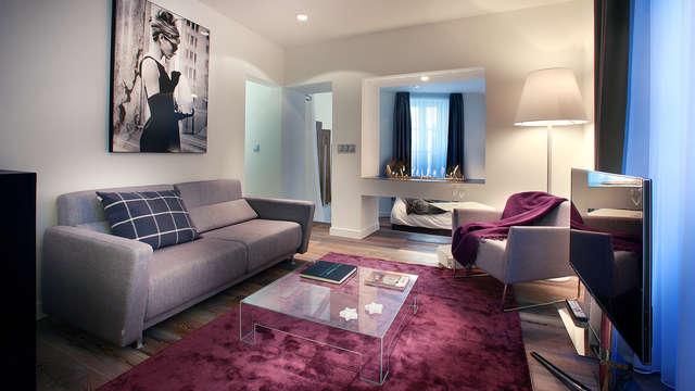Idylle, détente et luxe en plein cœur de Chambéry